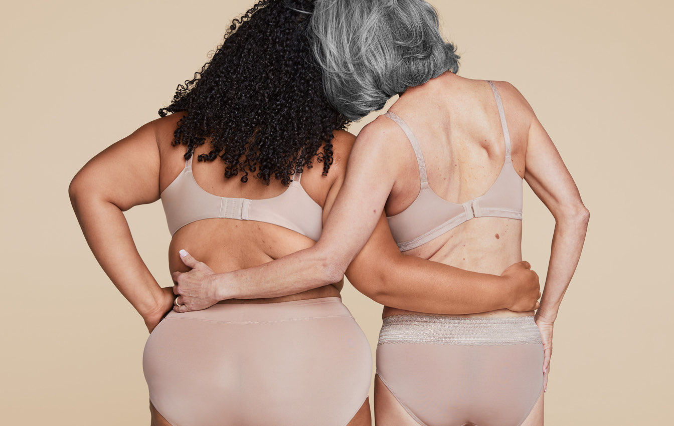 Welcome to a better bra experience