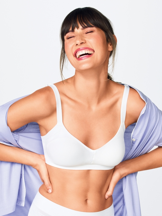 Warner's, Easy Does It, Wire-free Bra