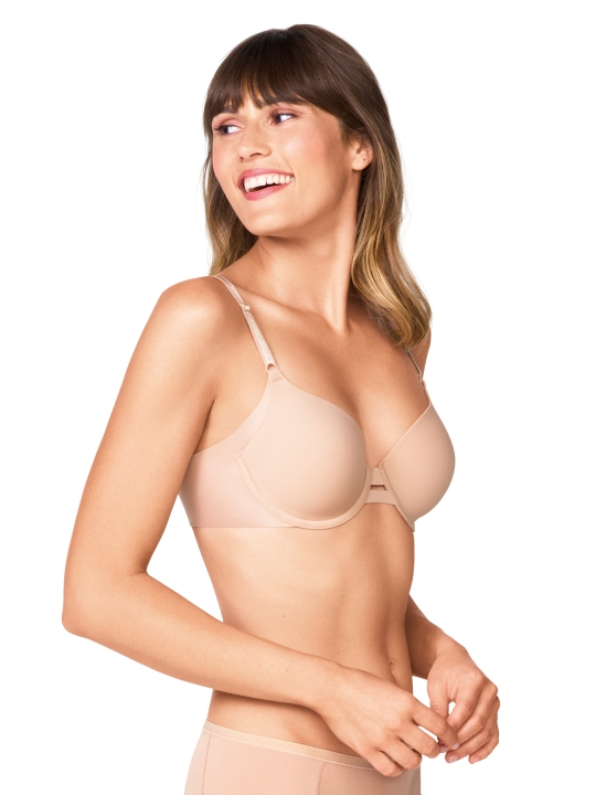 Warner's, No Side Effects collection, underwire bra #1356