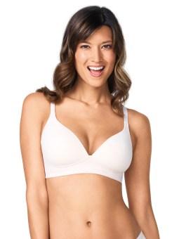 Warner's Breathe Freely wire-free bra