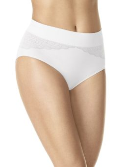 Warner's Cloud 9 Seamless brief RS3241P